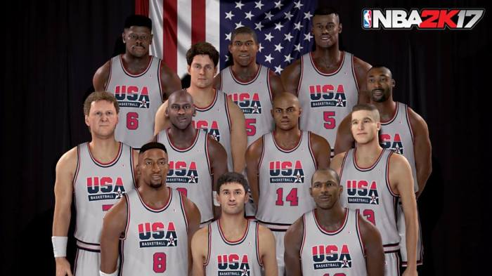 NBA2k17DreamTeam